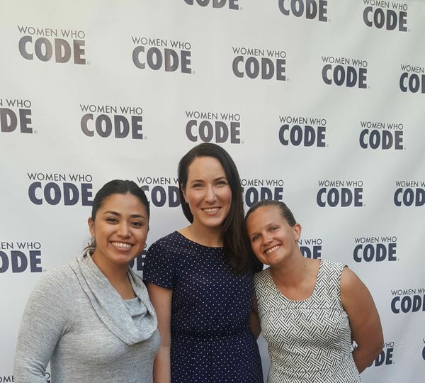 Our Road to Rising Up: Procore attends Women Who Code