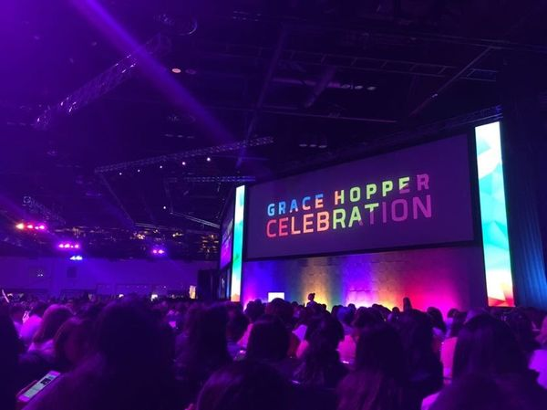 Procore Sponsors and Attends the Grace Hopper Conference